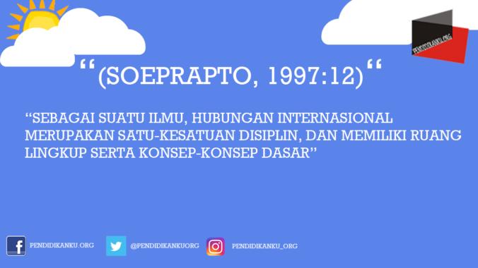 Soeprapto, 1997:12
