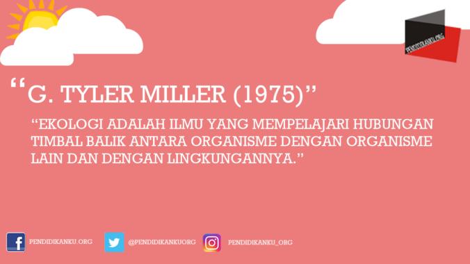 G. Tyler Miller (1975)