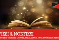 Pengertian Cerita Fiksi & NonFiksi