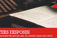 Pengertian Teks Eksposisi
