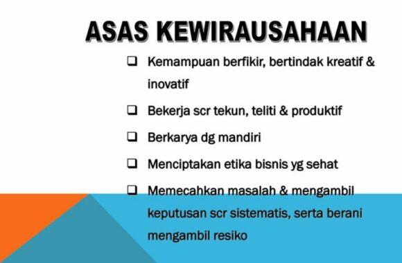 Asas-Kewirausahaan