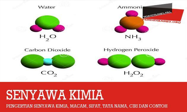 pengertian-senyawa-kimia