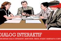 pengertian-dialog-interaktif