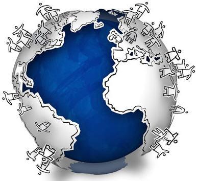 Faktor-Penyebab-Globalisasi