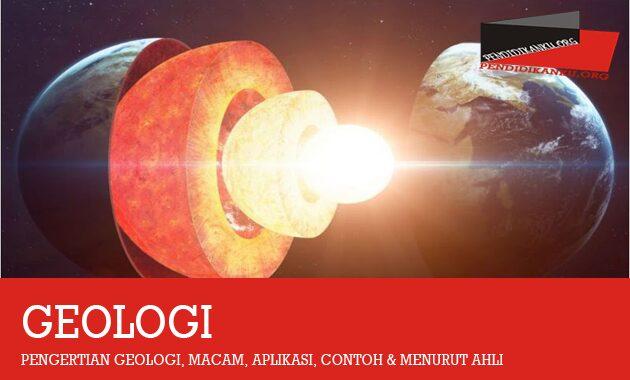 pengertian-geologi