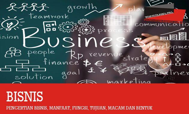 pengertian-bisnis