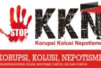 pengertian-korupsi-kolusi-nepotisme