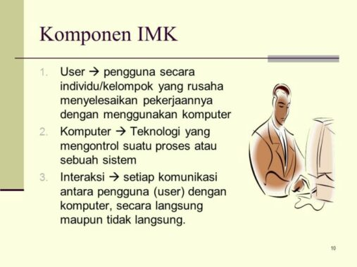 Komponen-IMK