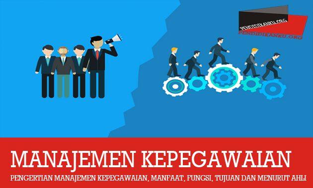 Pengertian-Manajemen-Kepegawaian
