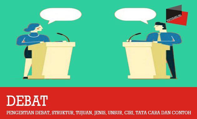 Pengertian Debat