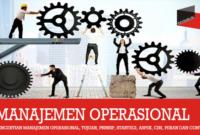 Pengertian Manajemen Operasional
