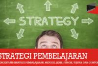 Pengertian Strategi Pembelajaran