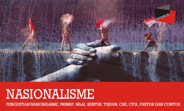 Pengertian Nasionalisme