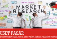 Pengertian Riset Pasar