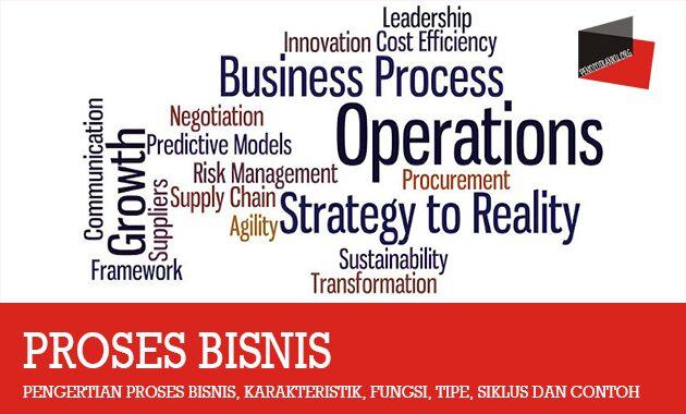 Pengertian Proses Bisnis