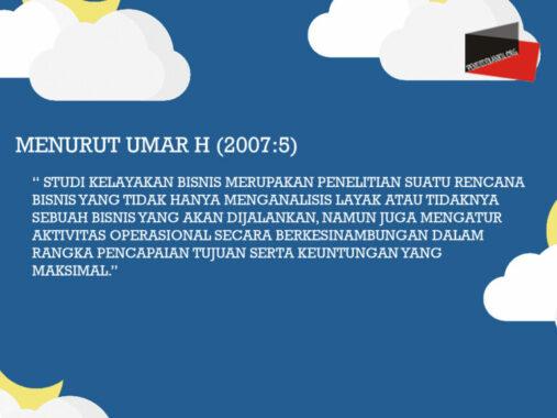 Kelayakan-Bisnis-Menurut-Umar-H-(2007)