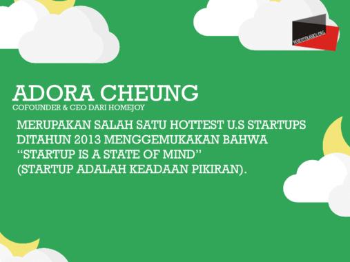 Startup-Menurut-Adora-Cheung