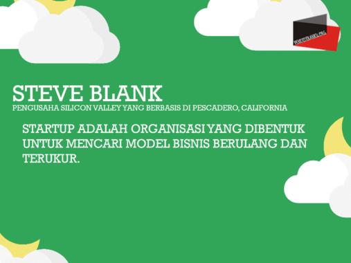 Startup-Menurut-Steve Blank