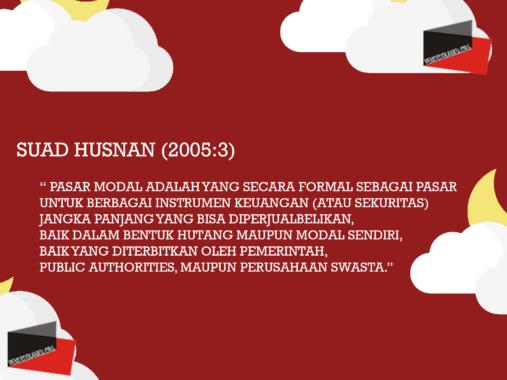 Suad Husnan (2005:3)
