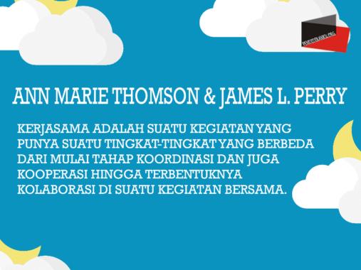 Ann Marie Thomson & James L. Perry