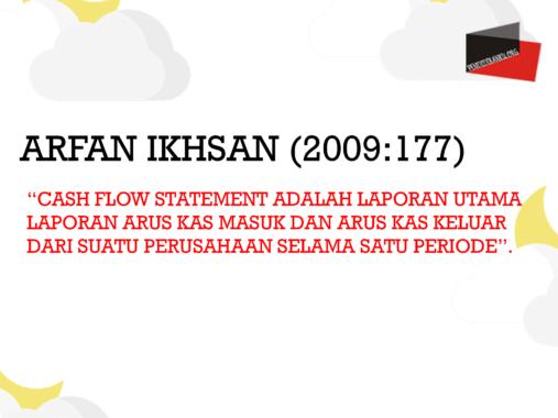 Arfan Ikhsan (2009:177)