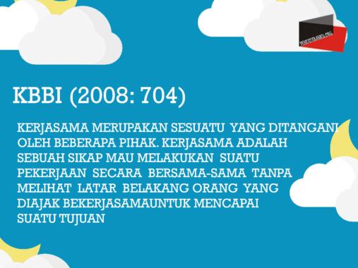 Kbbi (2008: 704)