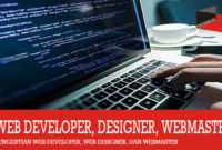 Web Developer, Designer, Webmaster