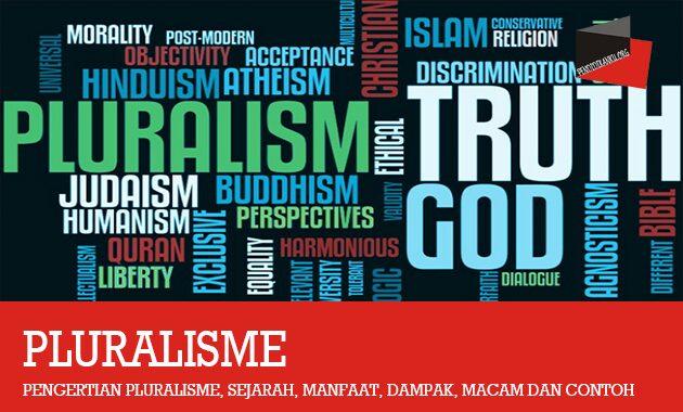 Pengertian Pluralisme