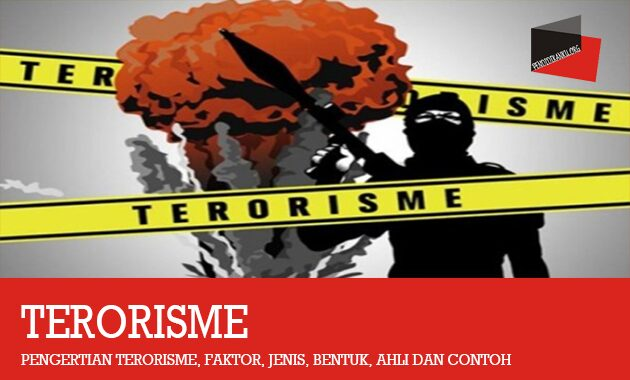 Pengertian Terorisme
