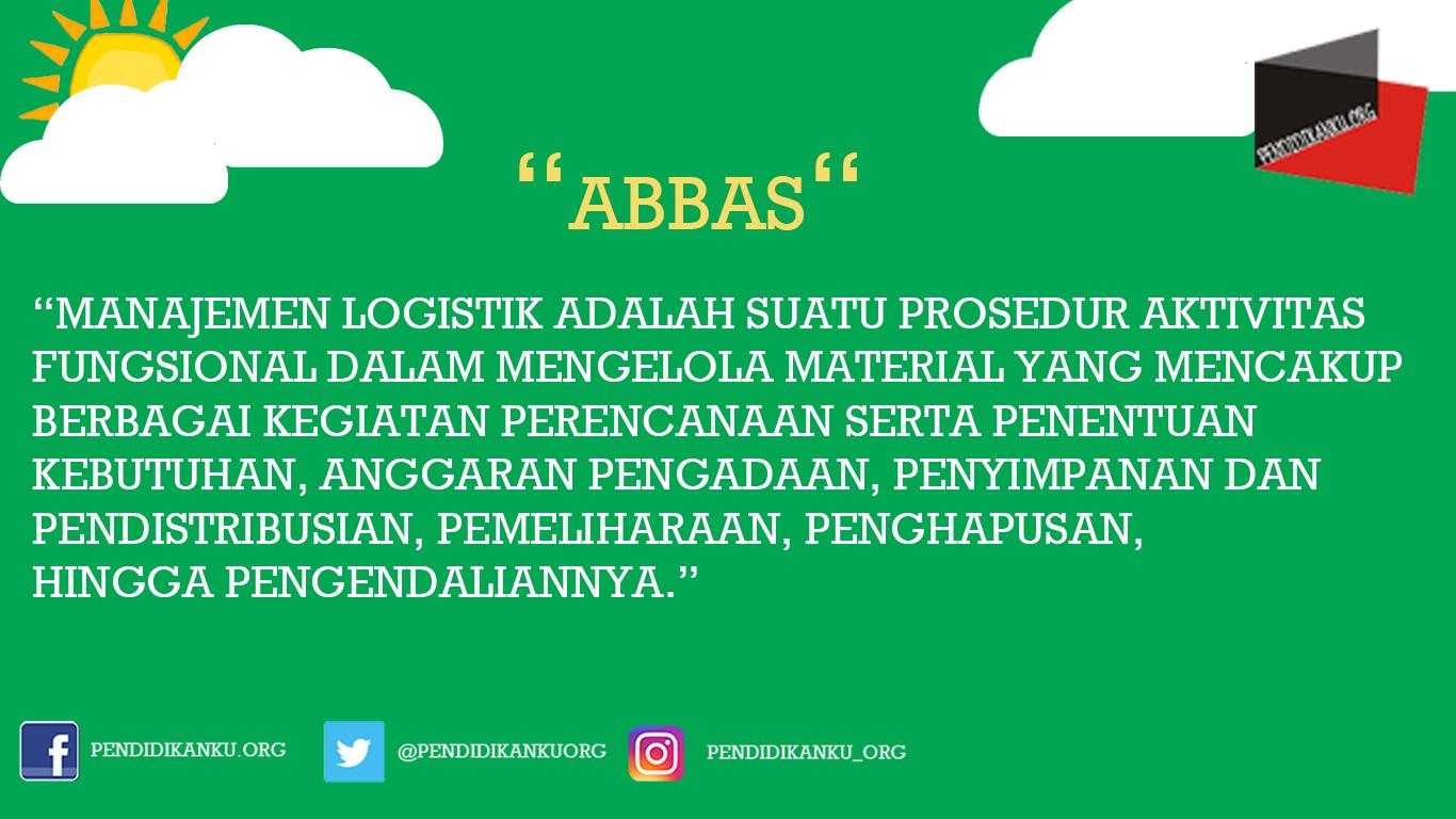 Menurut Abbas