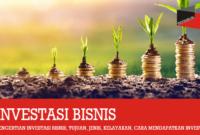 Pengertian Investasi Bisnis