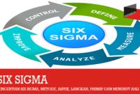 Pengertian Six Sigma
