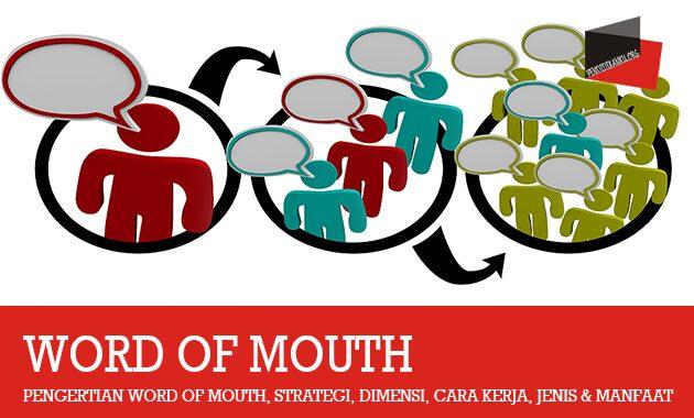 Pengertian Word Of Mouth