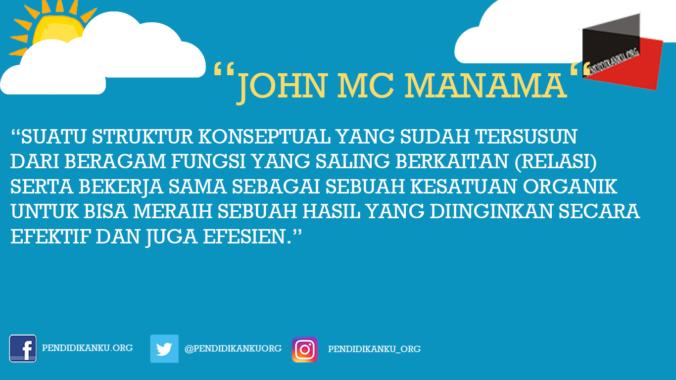 John Mc Manama