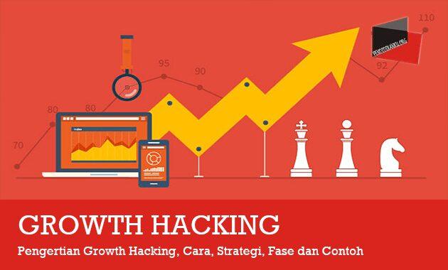 Pengertian Growth Hacking