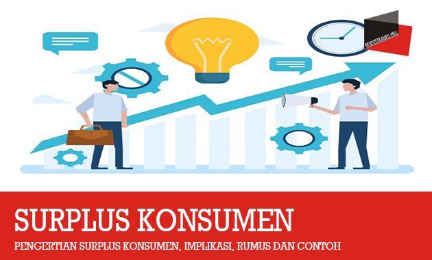 surplus konsumen
